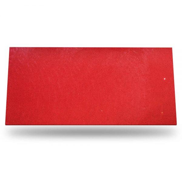Red Galaxy Fairfax Slab Quartz